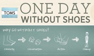 toms-one-day social media campaign