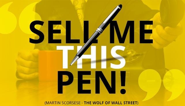 sell me this pen-inbound marketing