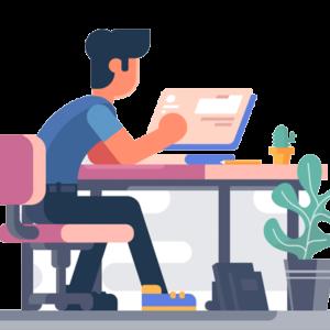 Desk-Worker